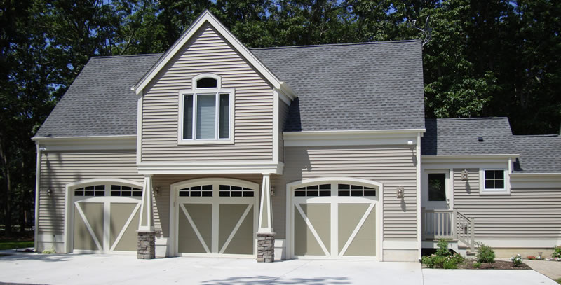 A custom addition can radically improve and expand your existing home's living space, garage space, and accessibility features.